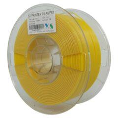 فیلامنت PLA زرد یوسو قطر ۱.۷۵ میلی متر