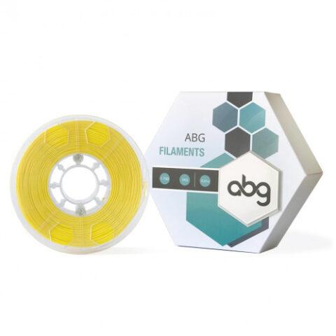 فیلامنت PLA زرد ABG